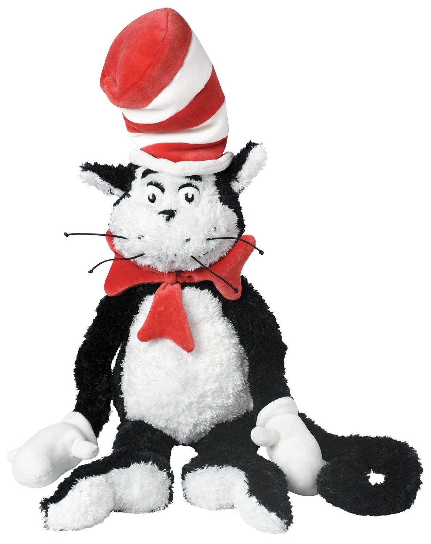 Dr. Seuss - Cat in the Hat Plush