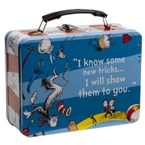 Dr. Seuss Cat in the Hat Tin Tote