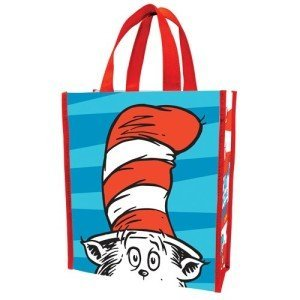 Dr. Seuss Cat in the Hat Tote