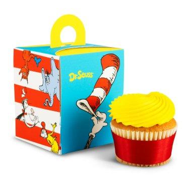 Dr. Seuss Cupcake Boxes