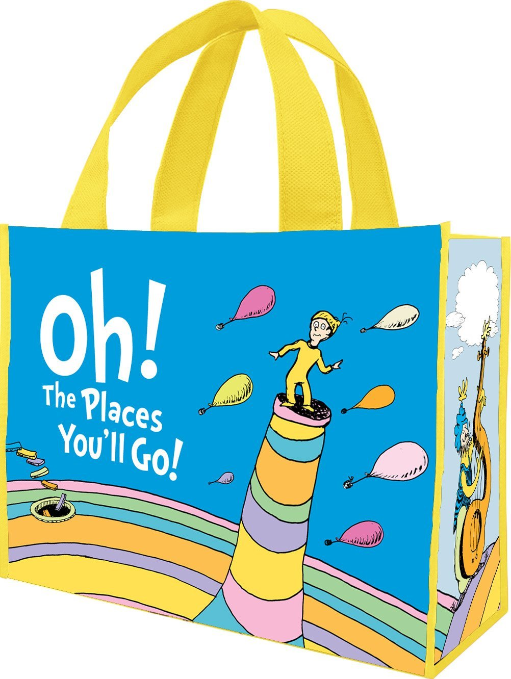 Dr. Seuss Oh The Places Tote