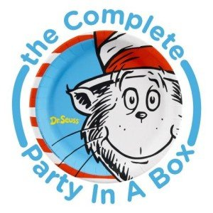 Dr. Seuss Party in a Box