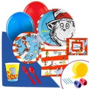 Dr. Seuss Value Party Pack