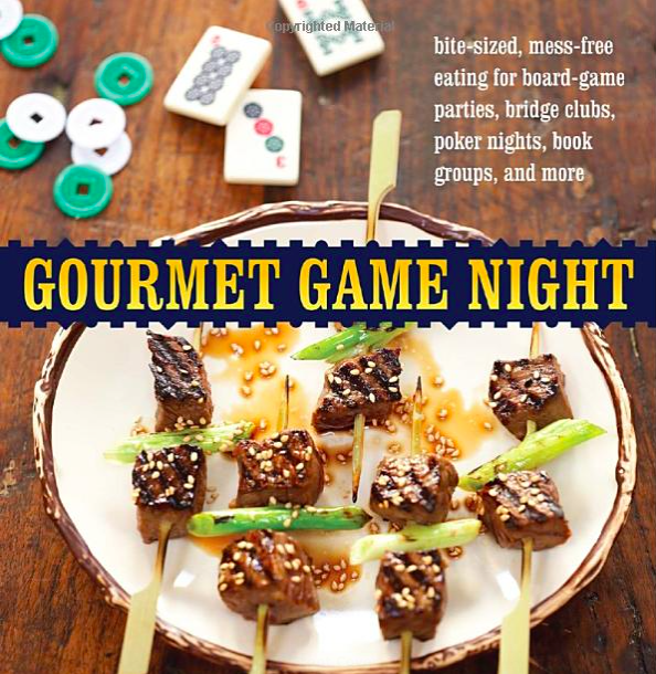 Gourmet Game Night Recipes
