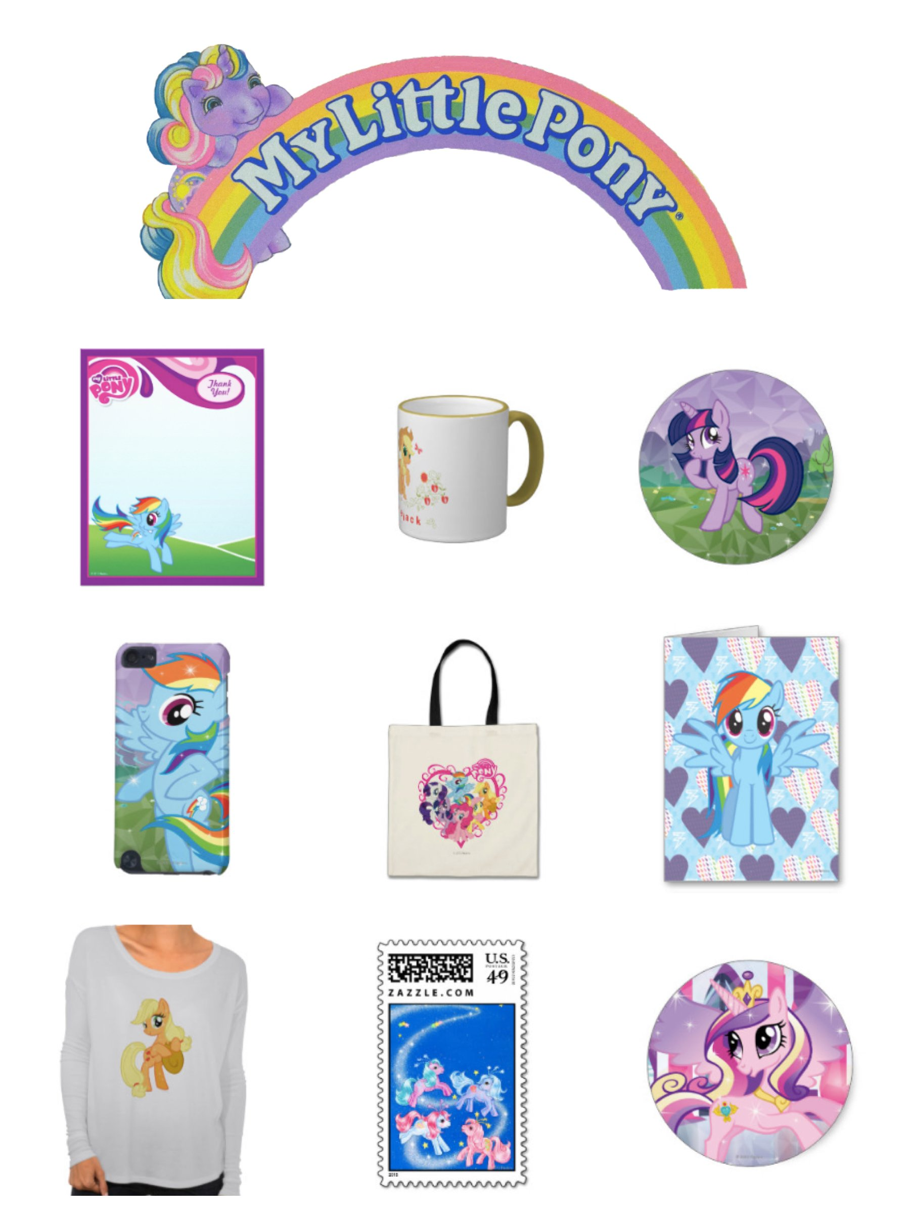 My Little Pony Everything