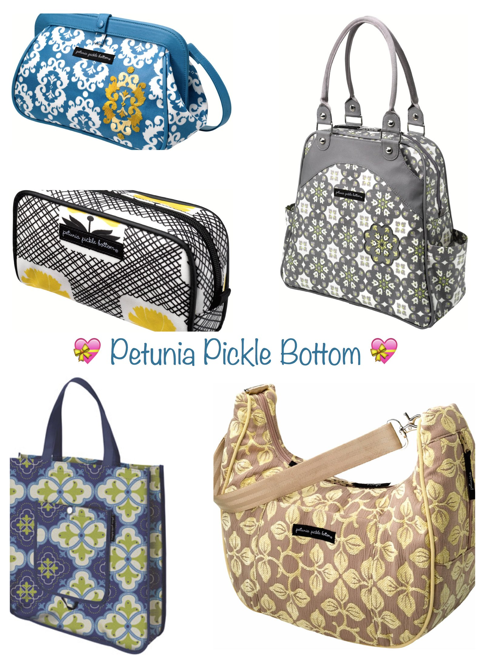 Petunia Pickle Bottom Baby Shower Gifts, Chic and Stylish Baby Shower Gifts