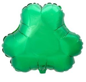 Shamrock_foil_balloon