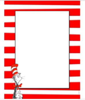 The Cat In The Hat Paper