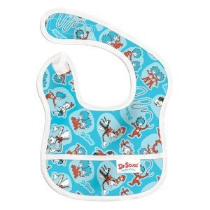 Waterproof Starter Bib - Dr. Seuss Cat in The Hat