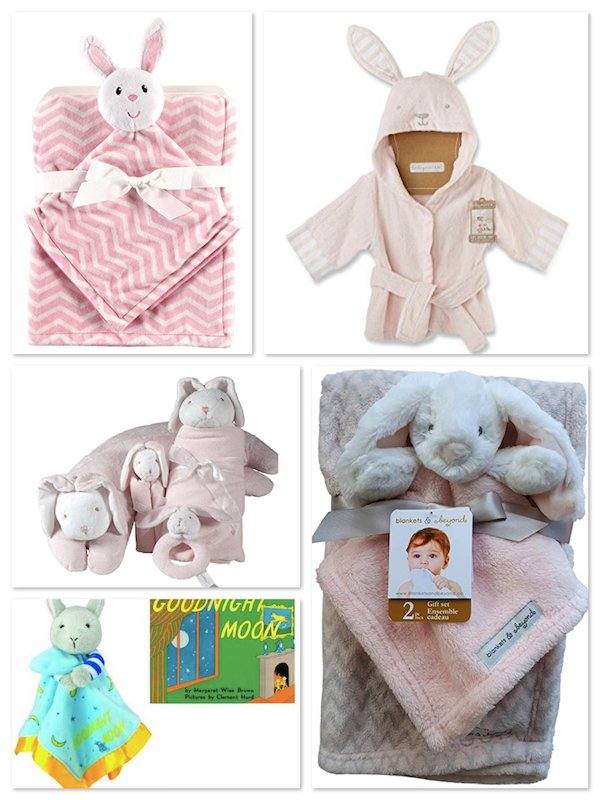 Bunny Gift Sets for Easter Presents