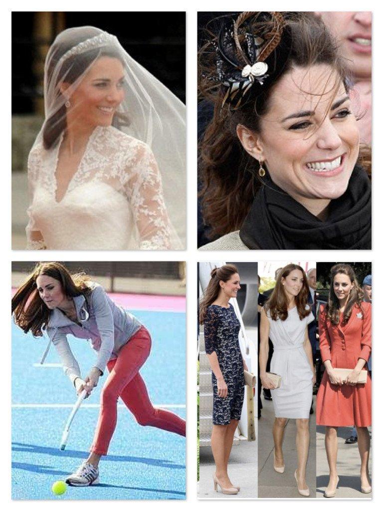Kate Middleton Inspired Fashion Style