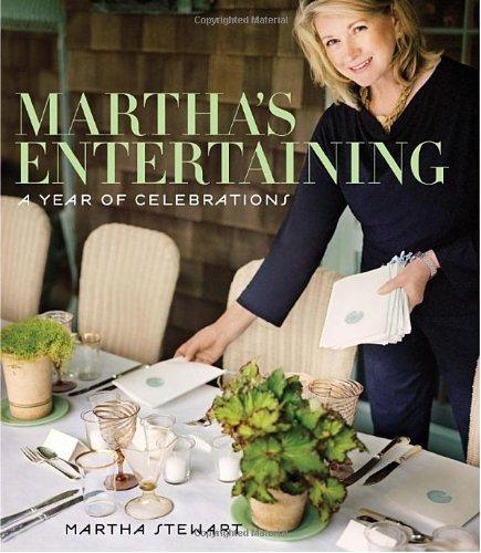 Martha's Entertaining- A Year of Celebrations