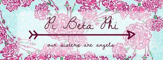 Pi Beta Phi Banner