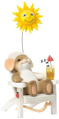 Charming Tails Sun Shine Figurine
