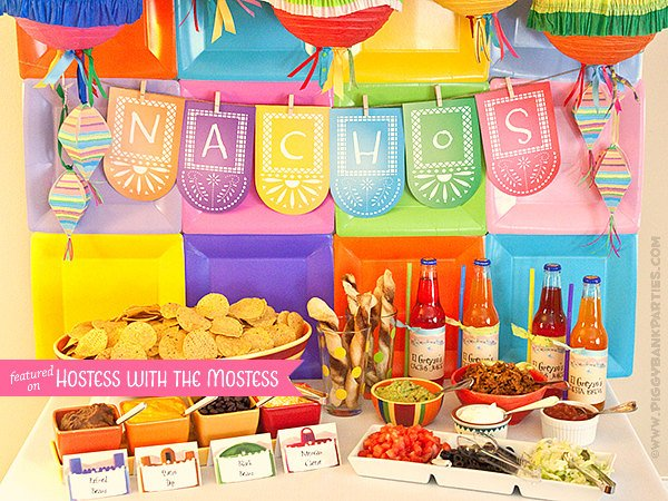 DIY Printable Cinco de Mayo Decor