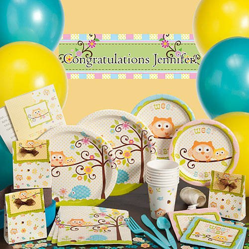 Happy Tree Party Supplies