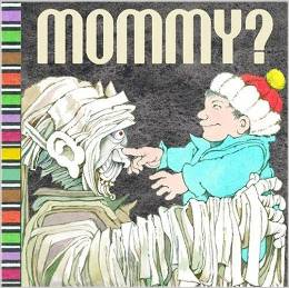 Mommy? (a pop-up book) by Maurice Sendak