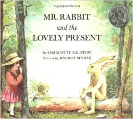 Mr. Rabbit and the Lovely Present illustrations by Maurice Sendak