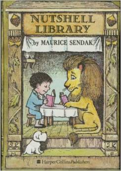 Nutshell Library (Caldecott Collection) by Maurice Sendak