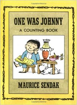 One Was Johnny- A Counting Book by Maurice Sendak