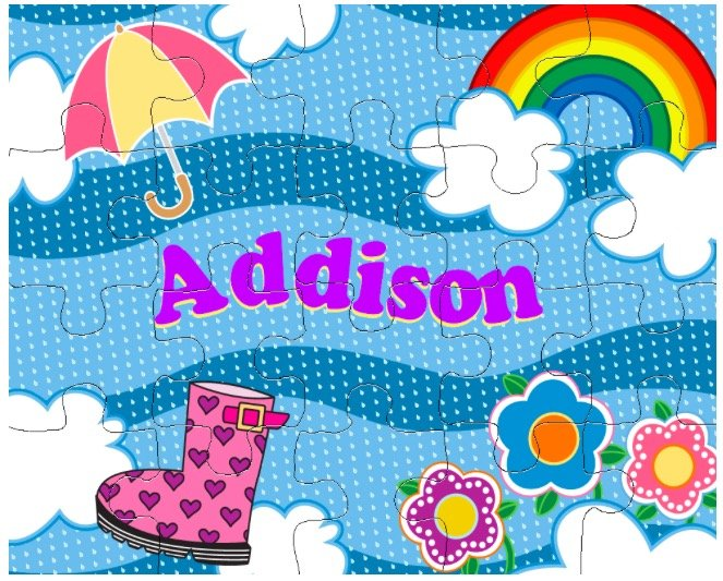 Children\'s Rainy Day or Any Day Activities | Personalized Coloring ...