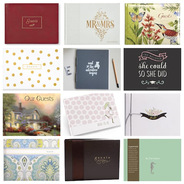 Special Occasion Guest Books