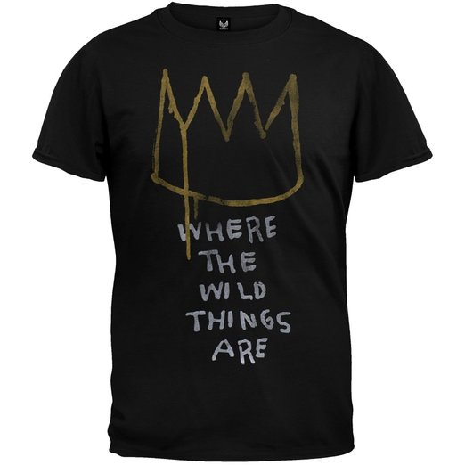 Where The Wild Things Are - Crown Soft T-Shirt