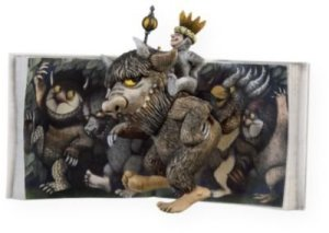 Where the Wild Things Are 2009 Hallmark Ornament