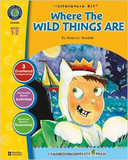 Where the Wild Things Are LITERATURE KIT