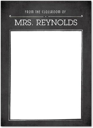 class notes personalized teacher notepads
