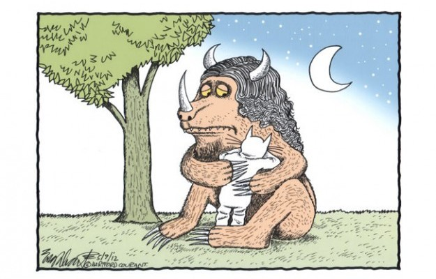 Where the Wild Things Are – A Tribute to Maurice Sendak