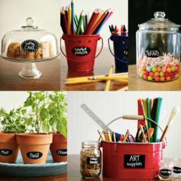 Chalkboard Chic Party Ideas