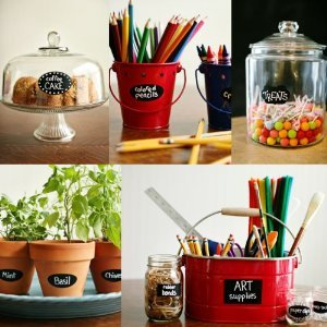 Chalkboard Chic Party Planning, Ideas & Supplies