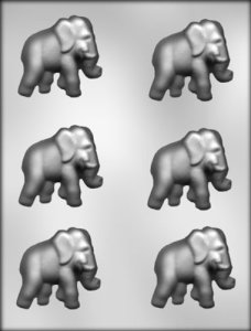 Elephant Chocolate Mold