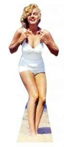 Marilyn Life-Size Cut Out