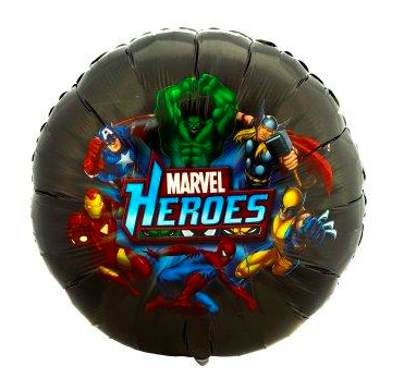 Marvel Super Hero Squad Foil Balloon