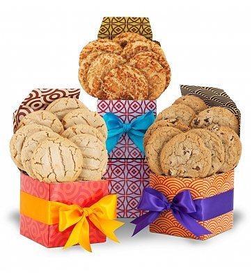 Sweet Surprise Cookie Trio