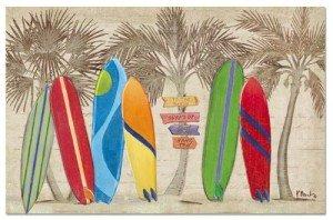 Surf City Placemat