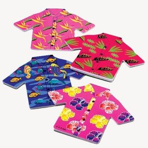 Tropical Shirt Notebooks