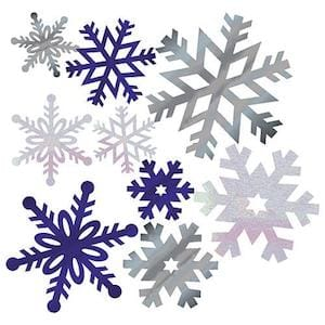 Snowflakes Value Pack