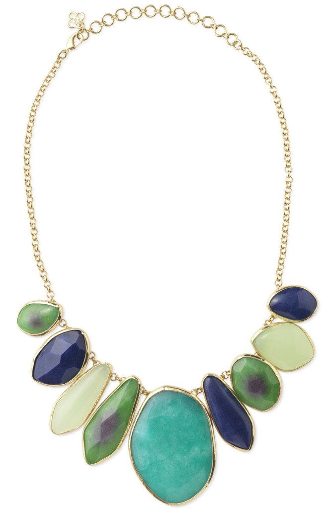 wearing stella dot jewelry accessories