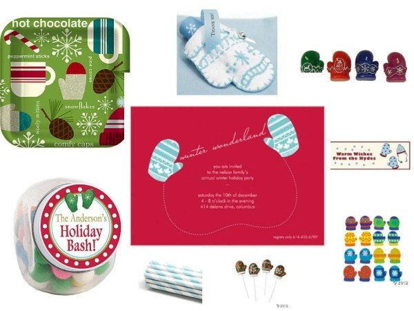 Winter Wonderland Mitten Party-
