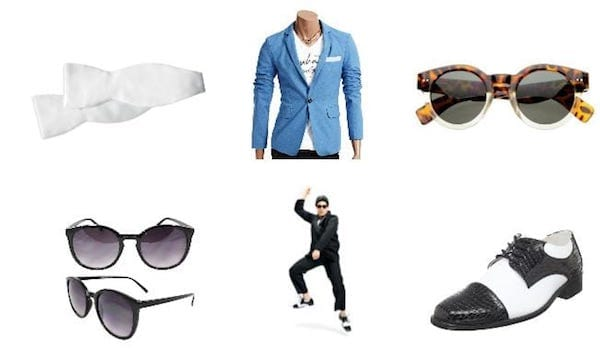 Gangnam Style Halloween Costumes