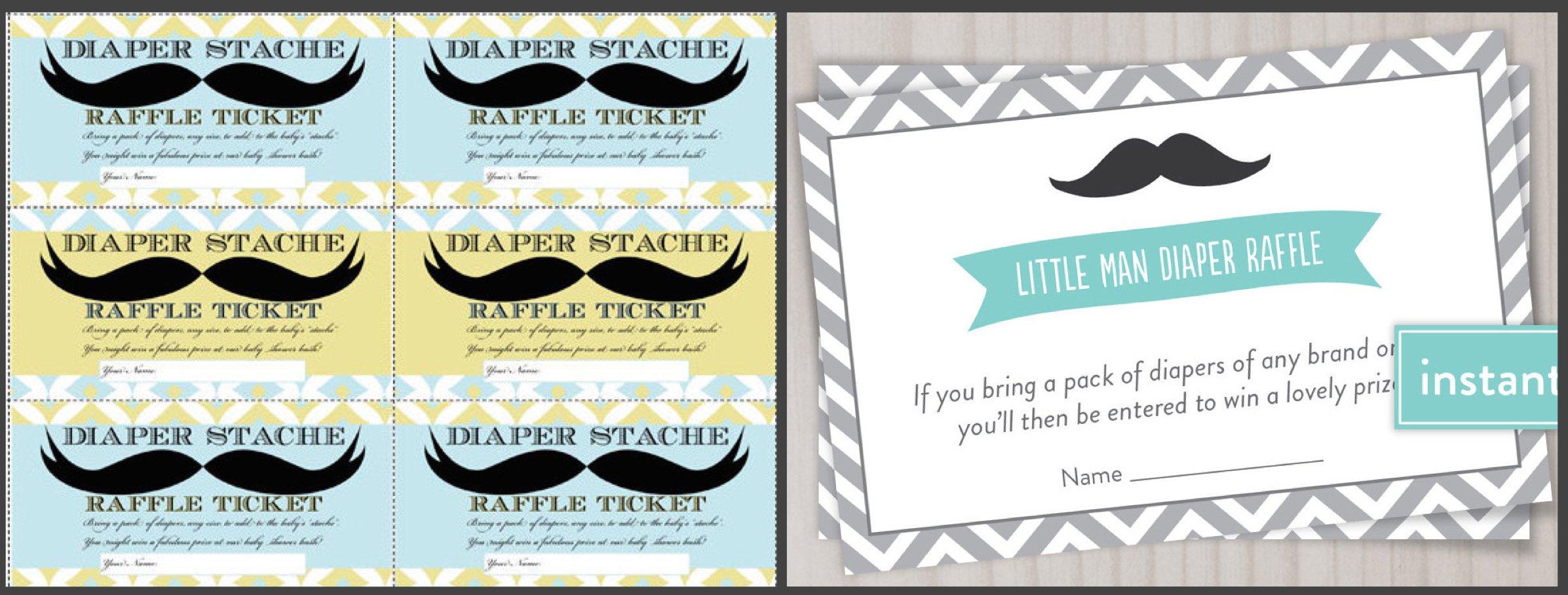 Free Baby Shower Raffle Tickets Baby Shower Ideas