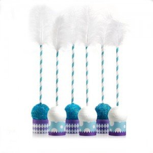 Polka Dots Cake Pop Kit