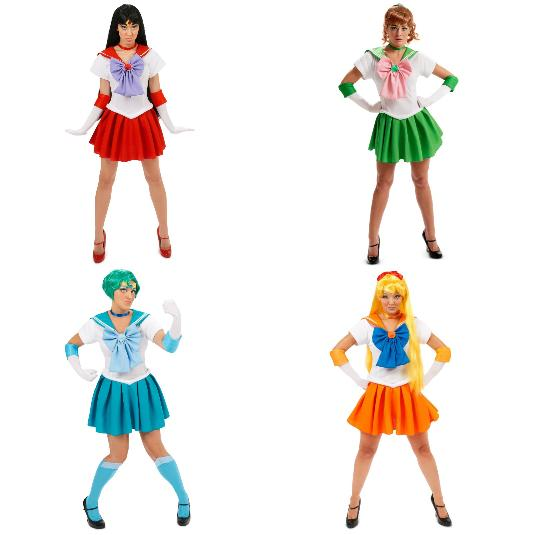 2012 Best Teen Costume - Sailor Moon!