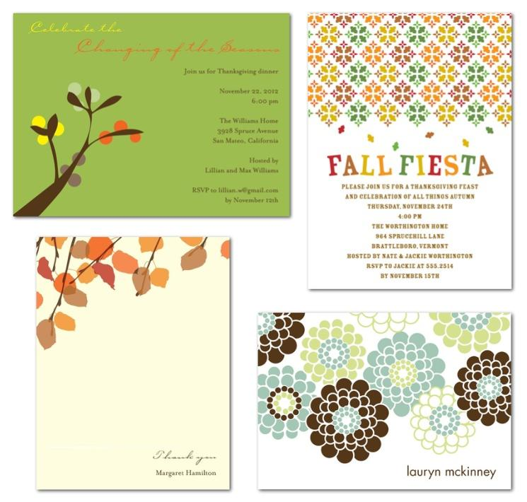 Autumn Inspired Stationery Seen on Today Show