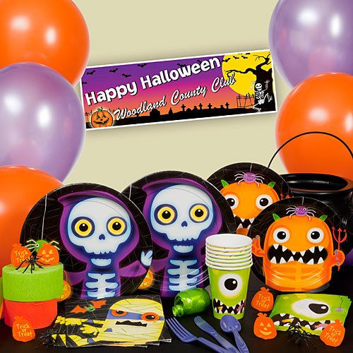 Boo Crew Halloween Party Supplies