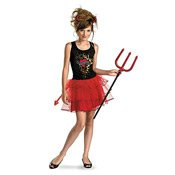 Born Bad  She-Devil Teen Costume
