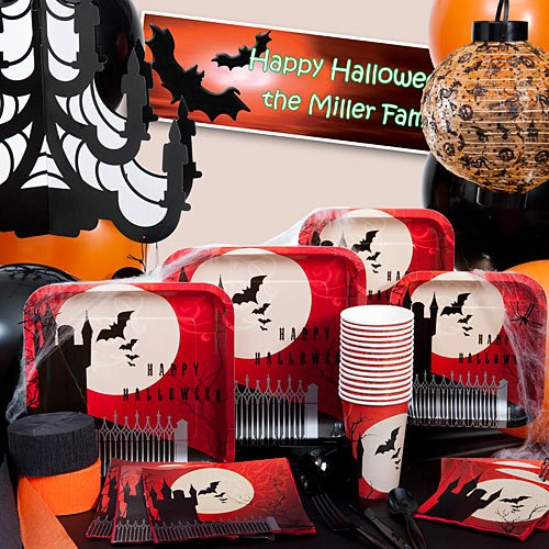 50% OFF Halloween Party Supplies at Shindigz